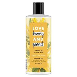 Hydratační sprchový gel s ylang-ylang a kokosovým olejem (Tropical Hydration Shower Gel)