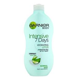 Hydratační tělové mléko s aloe vera (Intensive 7days)