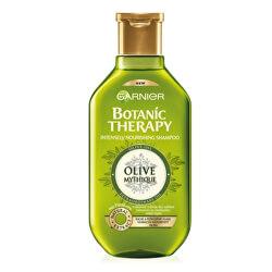Șampon intens hrănitor cu ulei de masline pentru par uscat si deteriorat Botanic Therapy (Intensely Nourishing Shampoo)