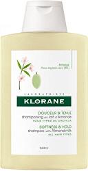 Šampon s madlovým mlékem pro všechny typy vlasů (Softness & Hold Shampoo)