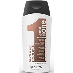 Kokosový posilující šampon Uniq One (All In One Conditioning Shampoo Coconut)