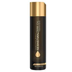 Kondicionér pro lesk a hebkost vlasů Dark Oil (Lightweight Conditioner)