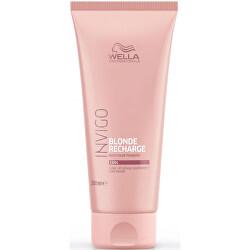 Kondicionér pro oživení studených odstínů blond vlasů Invigo Blonde Recharge (Cool Colour Refreshing Conditioner