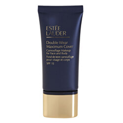 Krycí make-up na obličej a tělo Double Wear Maximum Cover SPF 15 (Camouflage Makeup For Face And Body) 30 ml