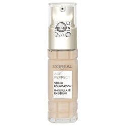 Kolagenový make-up pro zralou pleť Age Perfect (Serum Foundation) 30 ml