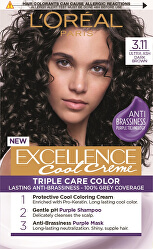 Permanentní barva na vlasy Excellence Cool Creme