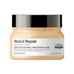 Intenzivně regenerační maska pro poškozené vlasy Serie Expert Absolut Repair Gold Quinoa + Protein (Instant Resurfacing Mask)