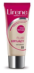 Krycí fluidní make-up 30 ml