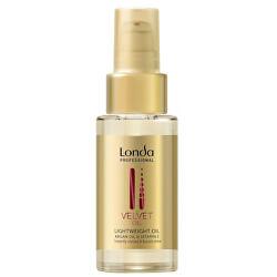 Vyživující olej na vlasy Velvet Oil (Lightweight Oil)