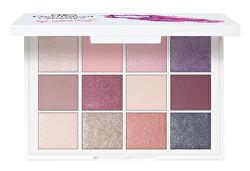 Paletă luxoasă de farduri de ochi (Luxury Eyeshadow Palette) 18 g