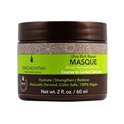 Hloubkově regenerační maska pro poškozené vlasy Ultra Rich Repair (Masque)