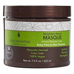Obnovující maska pro všechny typy vlasů Weightless Repair (Masque)