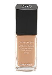 Vitalumiére alapozó a fiatalabb és friss megjelenésért (Satin Smoothing Fluid Make-up SPF 15) 30 ml