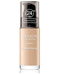 Make-up pro smíšenou až mastnou pleť s pumpičkou Colorstay (Makeup Combination/Oily Skin) 30 ml