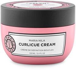 Krém pro definici a výživu kudrnatých vlasů (Curlicue Cream)