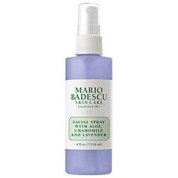 Pleť ová hmla Facial Spray With Aloe, Chamomile and Lavender