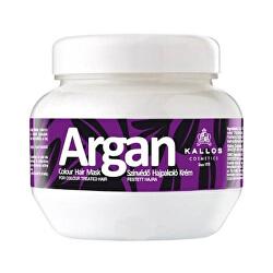 Maska pro barvené vlasy Argan (Colour Hair Mask)