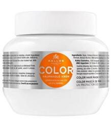 Maska pro barvené vlasy se lněným olejem a UV filtrem (Color Hair Mask)