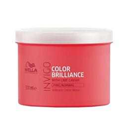 Mască pentru părul subțire vopsit Invigo Color Brilliance (Vibrant Color Mask)