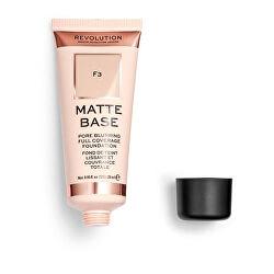 Plne krycie a zmatňujúci make-up (Matte Base Foundation) 28 ml
