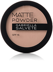 Zmatňujúci púder SPF 15 Matte Powder 8 g