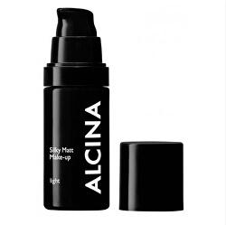 Matující vzdušný make-up (Silky Matt Make-up) 30 ml