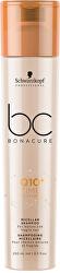 Micellás sampon érett és törékeny hajra  BC Bonacure Time Restore Q10  (Micellar Shampoo)