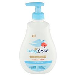 Mycí gel pro děti na tělo i vlásky Baby (Head To Toe Wash Rich Moisture)