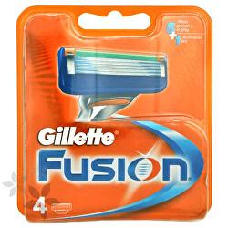 Náhradní hlavice Gillette Fusion
