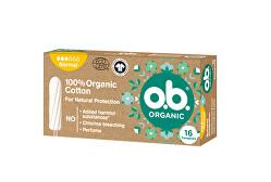 Tampony Organic Normal
