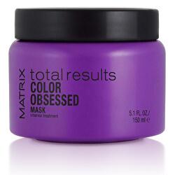 Obnovující maska pro barvené vlasy Total Results Color Obsessed (Mask Intense Treatment)