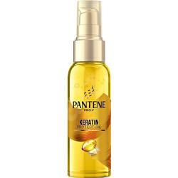 Regenerační olej pro poškozené vlasy (Keratin Protect Oil)
