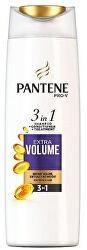 Šampon pro objem jemných a zplihlých vlasů 3 v 1 Extra Volume (Shampoo)