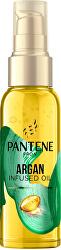 Olej pro poškozené vlasy Oil Therapy Argan (Infused Oil)