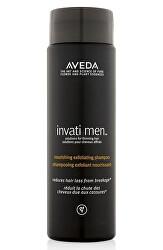 Šampon pro řídnoucí vlasy pro muže Invati Men™ (Exfoliating Shampoo)