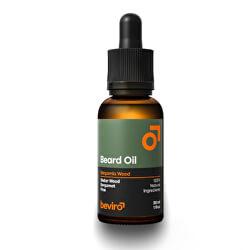 Ošetrujúci olej na bradu s vôňou cédra, bergamotu a borovice (Beard Oil)