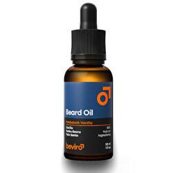 Pečující olej na vousy s vůní vanilky, palo santo a tonkových bobů (Beard Oil)