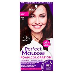 Permanentní barva na vlasy Perfect Mousse (Foam Coloration)