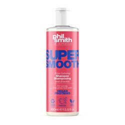 Uhlazující šampon pro nepoddajné vlasy Super Smooth (Frizz Calming Shampoo)