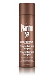 Fyto-kofeínové šampón Color Brown pre hnedé vlasy