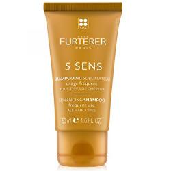 Posilující šampon pro všechny typy vlasů 5 Sens (Enhancing Shampoo)