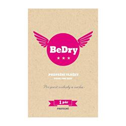 Pratelné podpažní vložky pro ženy BeDry 1 pár