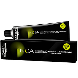 Profesionálna farba na vlasy INOA 60 g