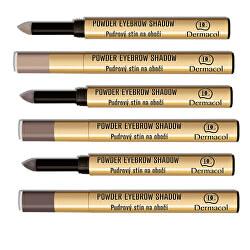 Pudrové stíny na obočí (Powder Eyebrow Shadow) 1 g