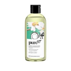 Hydratační šampon pro suché vlasy Jasmin & Kokosnussöl