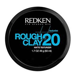 Matující hlína na vlasy Rough Clay 20 (Matte Texturizer)