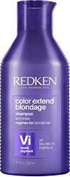 Šampon neutralizující žluté tóny vlasů Color Extend Blondage (Shampoo)
