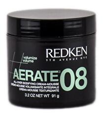 Stylingová krémová pěna Aerate 08 (All-over Bodifying Cream-mousse)