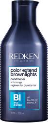 Tónovací kondicionér pro hnědé odstíny vlasů Color Extend Brownlights (Blue Toning Conditioner)