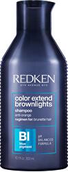 Tónovací šampon pro hnědé odstíny vlasů Color Extend Brownlights (Blue Toning Shampoo)